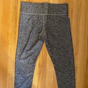 PINK Other - Brand pink , grey cropped leggings